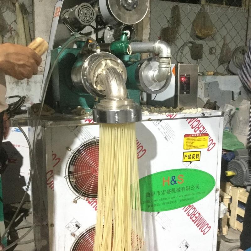 车载式玉米面条机生产批发