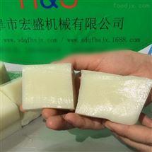 HS-60二十年老厂米豆腐设备技术指导