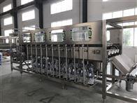 QGF-600五加仑全自动桶装水生产线