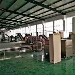 CY70晨阳代餐粉生产设备双螺杆膨化机