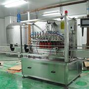 全自动红酒灌装生产线设备