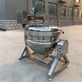 肉制品高压蒸煮锅