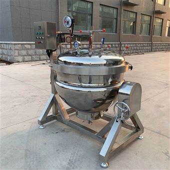 400L肉制品高压蒸煮锅