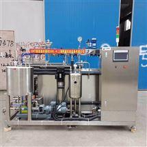 HZ-UHT-SJJ-500L果汁饮料生产线