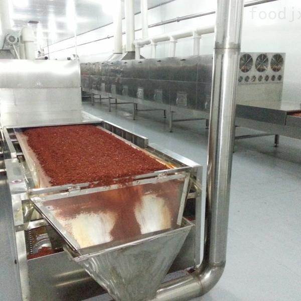 环保型调味品整套杀菌设备的组成