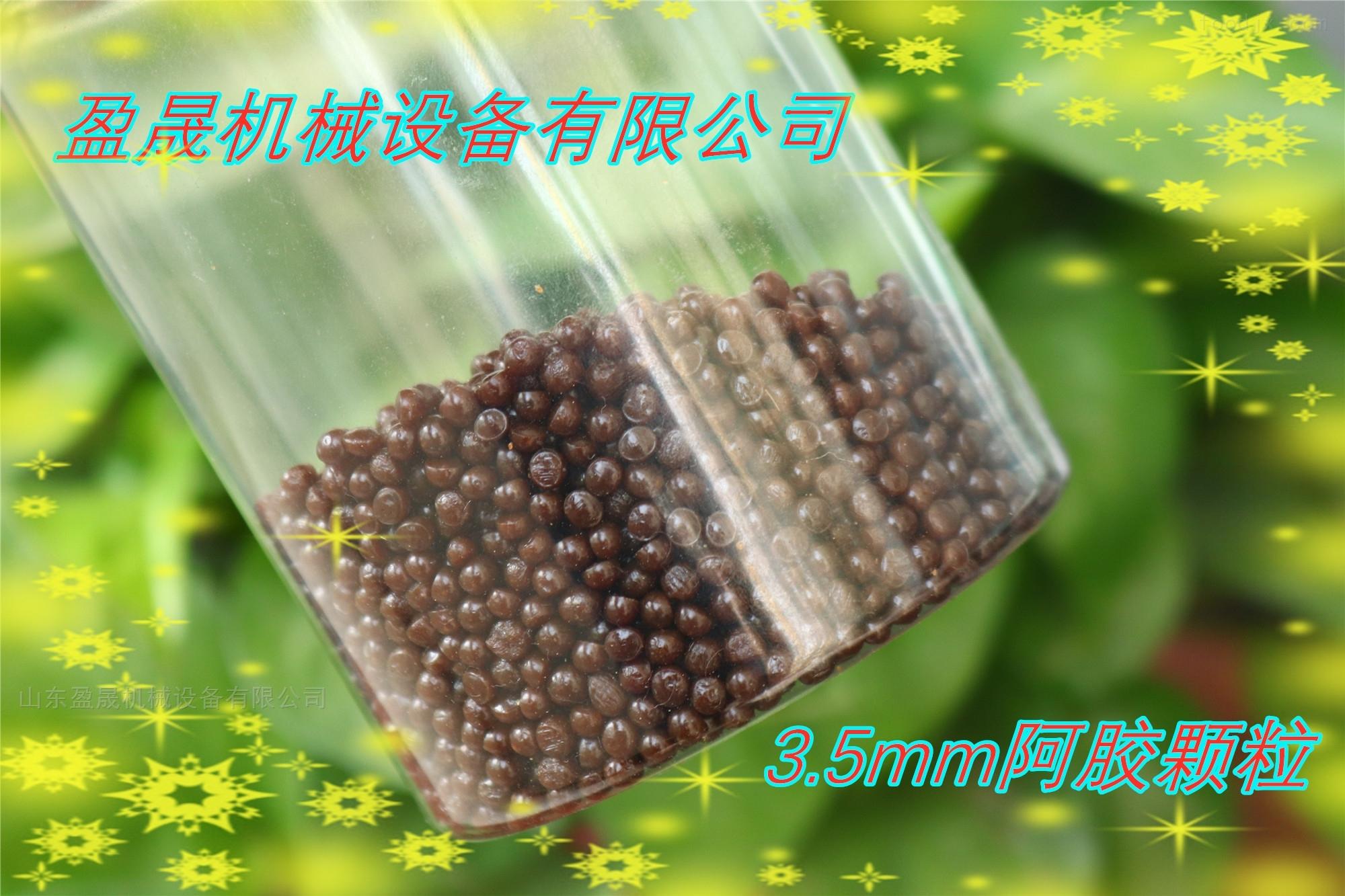 阿胶珠制粒机食品通用设备