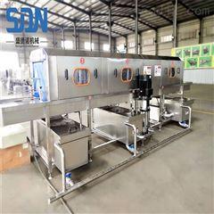 厂家生产五金零件箱清洗机
