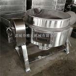 工厂餐厅炒菜夹层锅