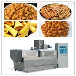 ys65-lll全自动油炸休闲食品生产线锅巴薯条