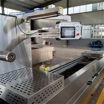 DZR 520牛板筋抽空机 全自动拉伸膜连续包装机