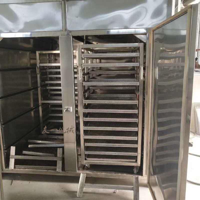热风循环烘干箱工作原理