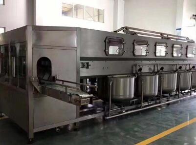 三合一纯净水生产设备