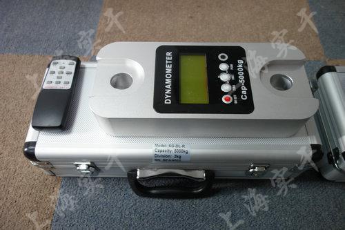 无线拉压测力仪