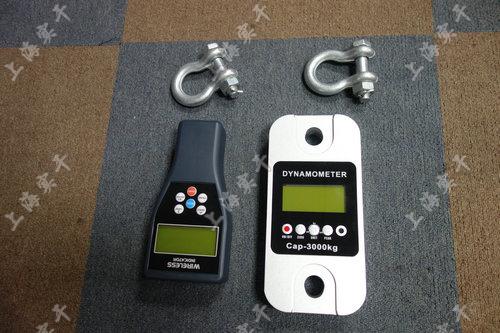 无线拉压力测试仪