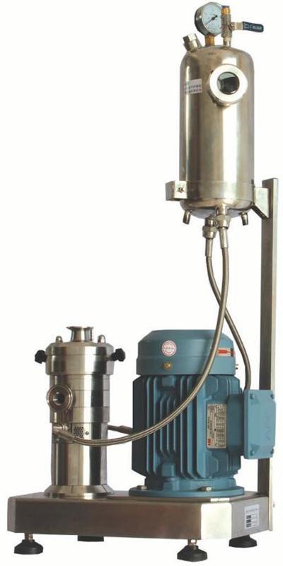 石墨烯浆料分散机