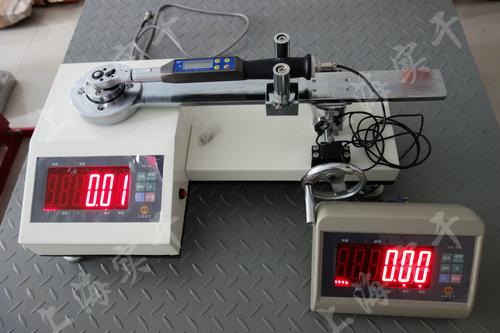触屏力矩扳手检测仪图片