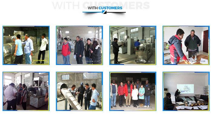 Jinan Datong customer
