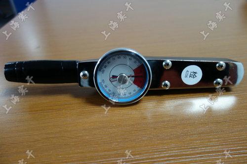 扭矩扳手测试仪可检测表盘式扭矩扳手图片