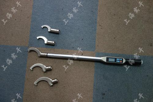 电子显示力矩扳手 0.5-4N.m螺栓紧固检测专用电子显示数显力矩扳手品牌