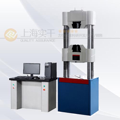 液压万能材料试验机图片