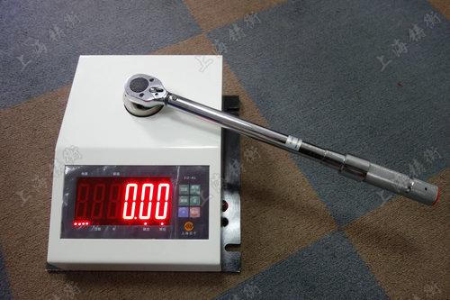 非标定制扭力扳手测试仪图片