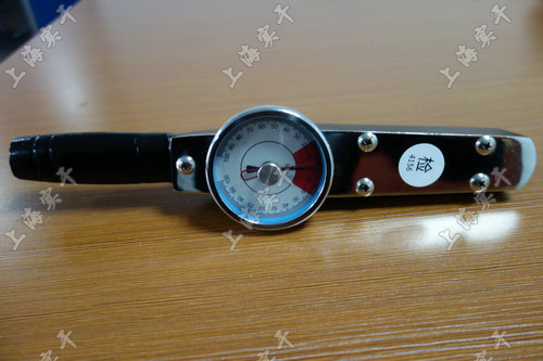 0-20n.m检测表盘扭力矩扳手图片