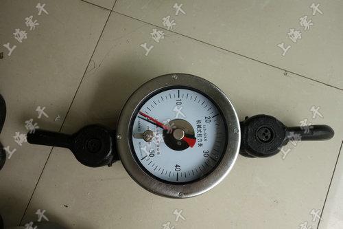 牵引力专用机械测力计图片