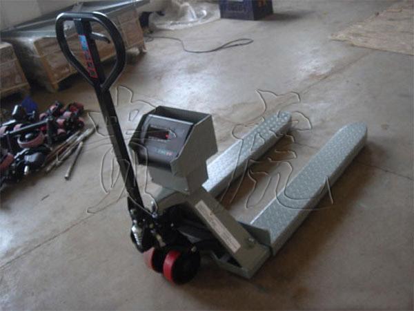 青浦液压叉车秤,2吨搬运电子秤价格