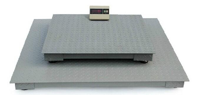 5吨电子地磅,3吨单层电子平台称
