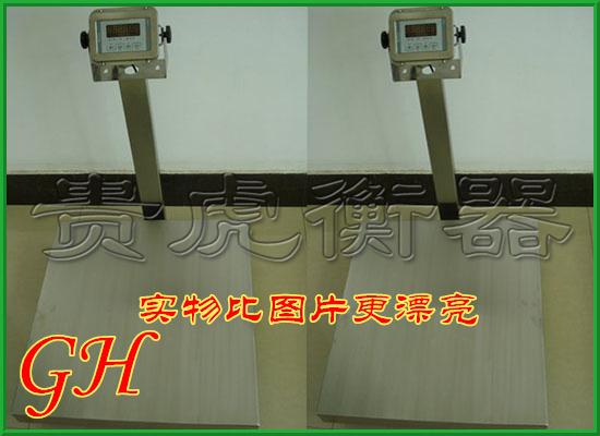 不锈钢防水电子台秤,不锈钢可移动电子磅秤