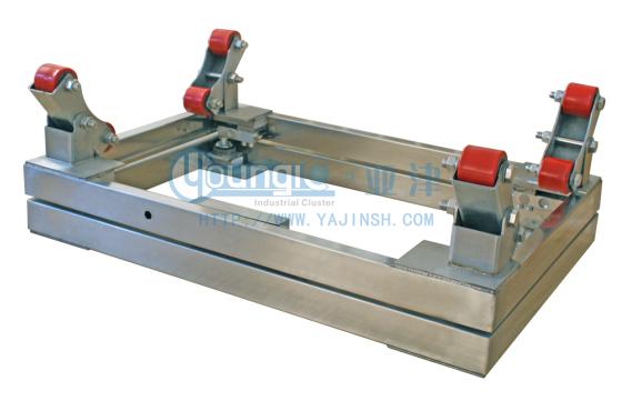 供应不锈钢电子钢瓶秤 钢瓶电子磅专业维修