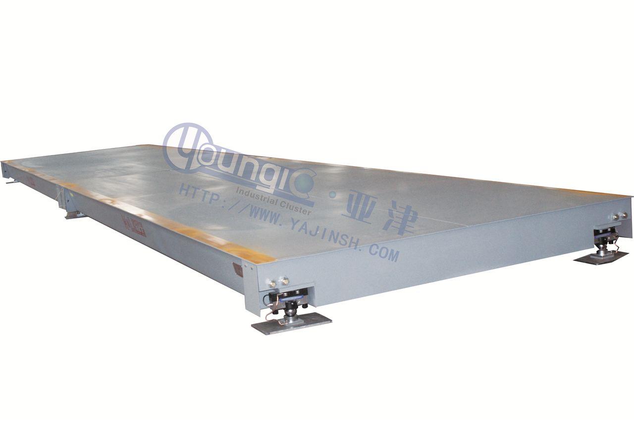 供应标准式汽车衡 上海电子汽车镑厂家直销