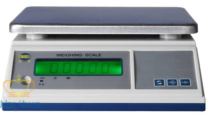 6kg高精度电子计重桌秤