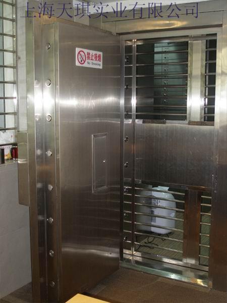 南京JKM(B)碳钢银行金库门