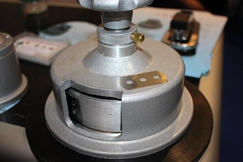铝箔圆型取样器直径80mm