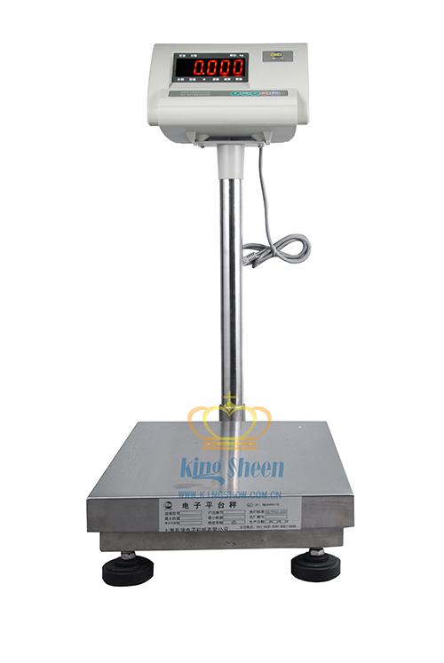 上海60kg不锈钢电子计重秤