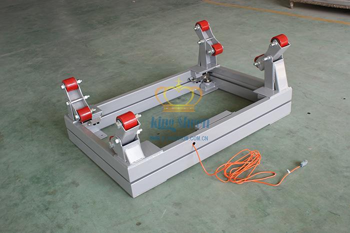 0.5T防腐碳钢上海钢瓶秤