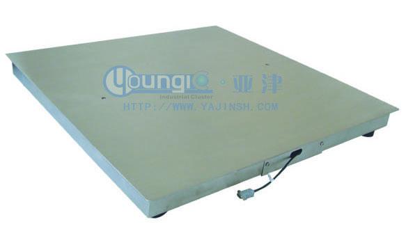 上海5吨电子地磅厂家