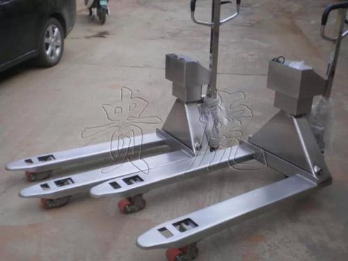 南京液压叉车秤,2吨液压叉车秤,液压车电子称价格