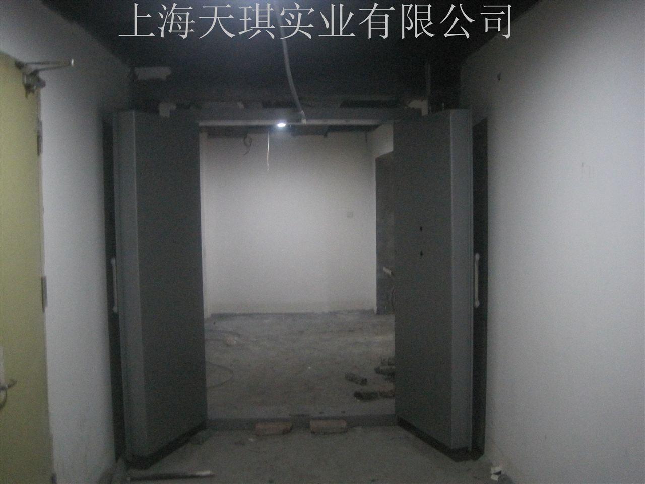 宜昌银行金库门