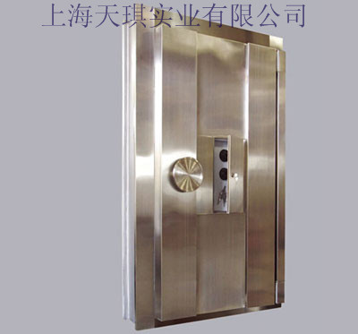 宜昌不锈钢银行金库门