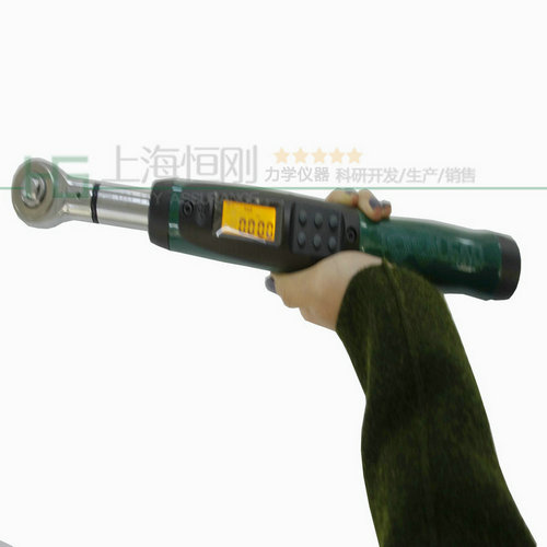 带有RS232通讯接口功能的扭矩扳手