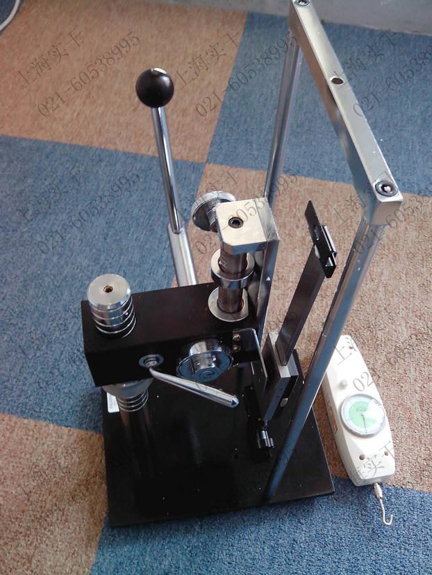 手压式拉压测试架图片展示