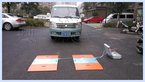 曲靖便携式动态汽车衡,便携式汽车称重仪价格